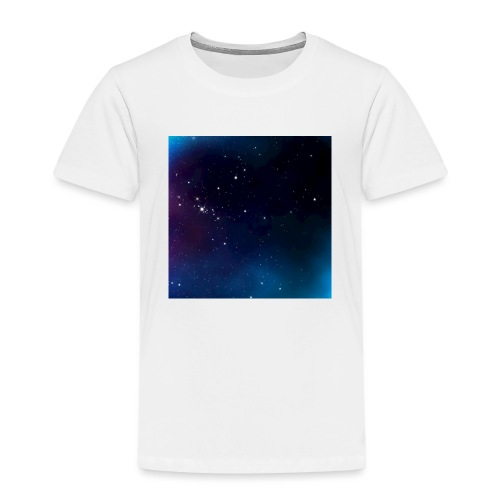 galaxy - Premium-T-shirt barn