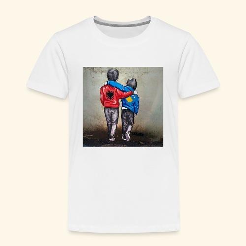 Albanien und Kosovo - Kinder Premium T-Shirt