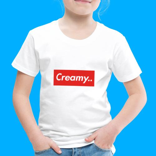 LIMITED EDITION Creamy... Shirts - Kids' Premium T-Shirt