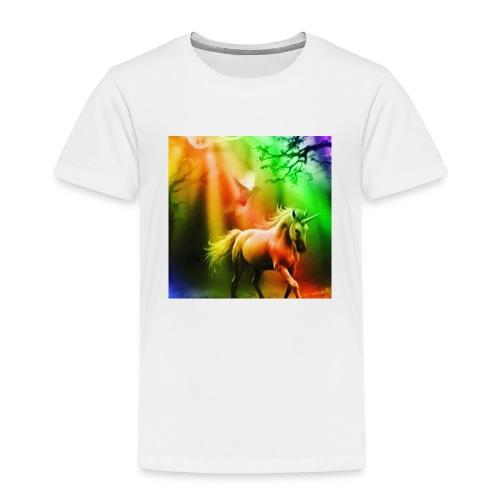 SASSY UNICORN - Kids' Premium T-Shirt