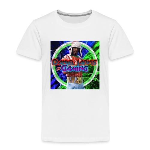 Daniel jarvis gaming - Kids' Premium T-Shirt