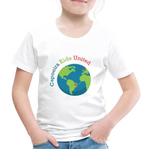 Capoeira Kids United - Kids' Premium T-Shirt