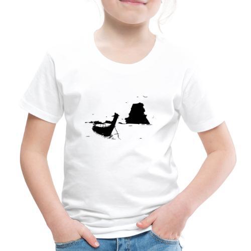 Boot Süd-Ost-Asien - Kinder Premium T-Shirt
