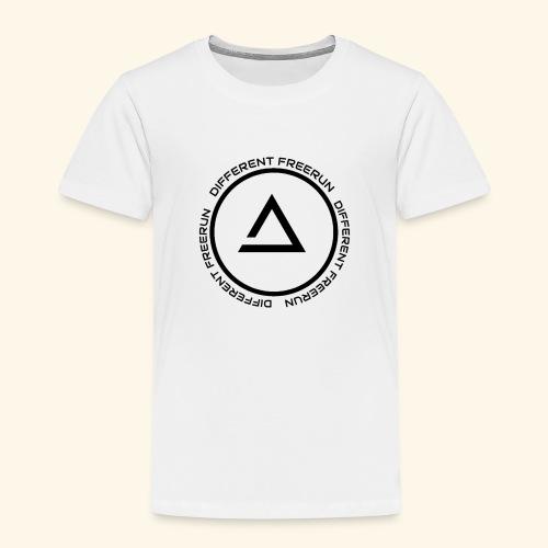 logo different png - Kinderen Premium T-shirt