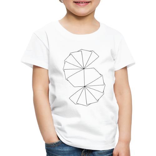 S - T-shirt Premium Enfant