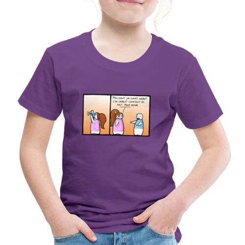 doute - T-shirt Premium Enfant