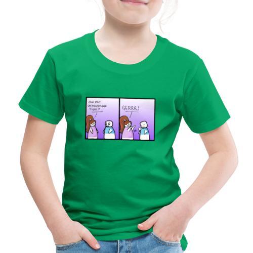 moustique tigre - T-shirt Premium Enfant