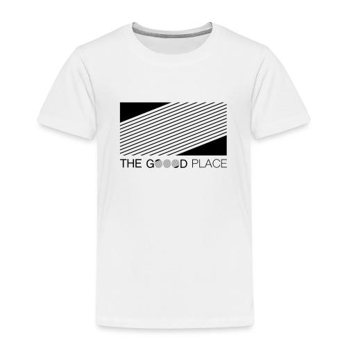 THE GOOOD PLACE LOGO - Kinderen Premium T-shirt
