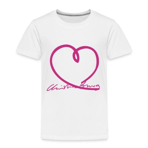 burg autogr4fett - Kinder Premium T-Shirt