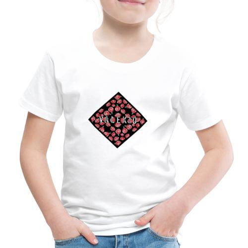 Valexio T-shirt Rose - Premium-T-shirt barn
