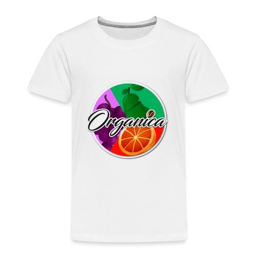 Organica v1 - Camiseta premium niño