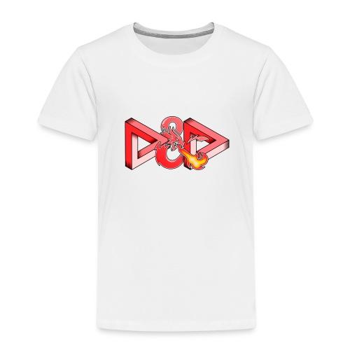 Gioco infinito - Maglietta Premium per bambini