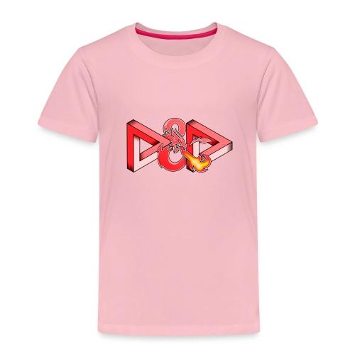 Pysyvät Dungeons and Dragons - dnd d & d - Lasten premium t-paita