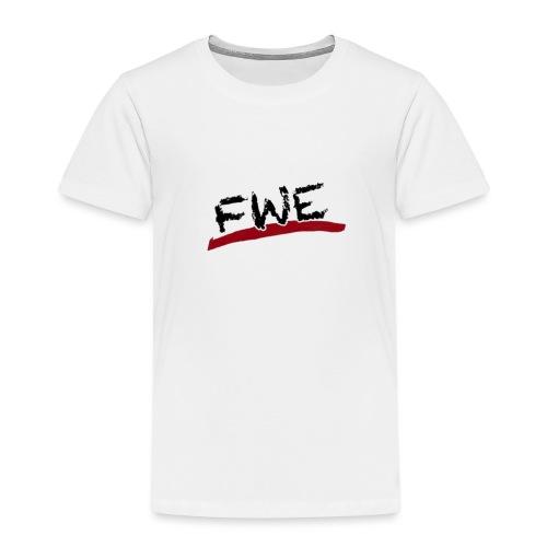 FWE PNG - Kinder Premium T-Shirt