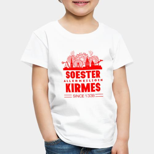 GHB Westfalen Soester Allerheiligenkirmes 81120172 - Kinder Premium T-Shirt