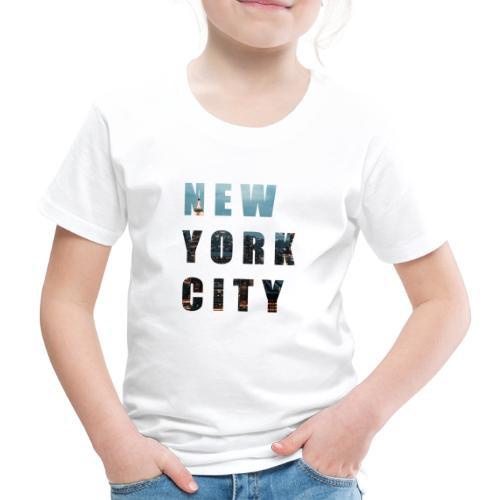 NEW YORK, New York photo, New York City - Kids' Premium T-Shirt