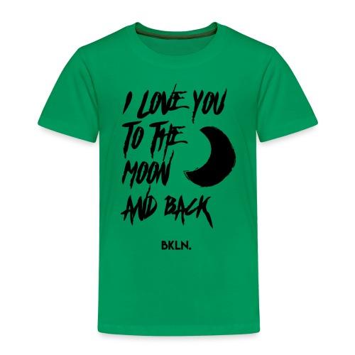 Moon - Kinderen Premium T-shirt