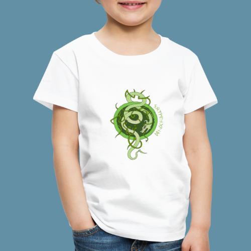 Jormungand logo png - Maglietta Premium per bambini