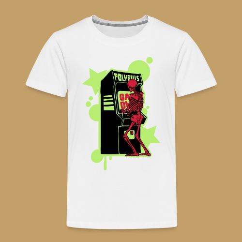 Hi-score - Koszulka dziecięca Premium