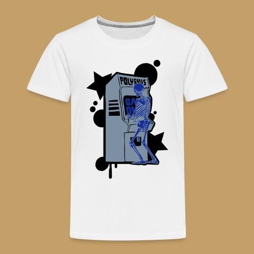 Hi-Score Silver X-ray - Koszulka dziecięca Premium
