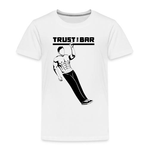 Trust The Bar OAP inv - Kids' Premium T-Shirt