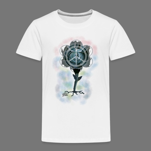 Fleur du printemps peace and love - T-shirt Premium Enfant
