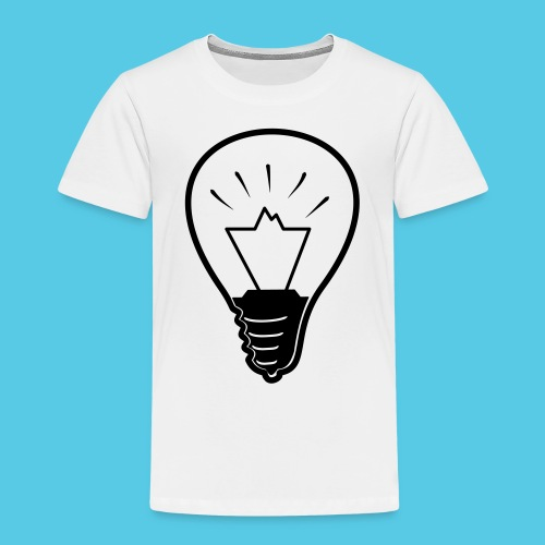 glühende Berge - Kinder Premium T-Shirt