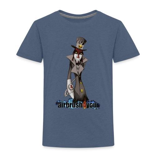 AirbrushDealer - Kinder Premium T-Shirt