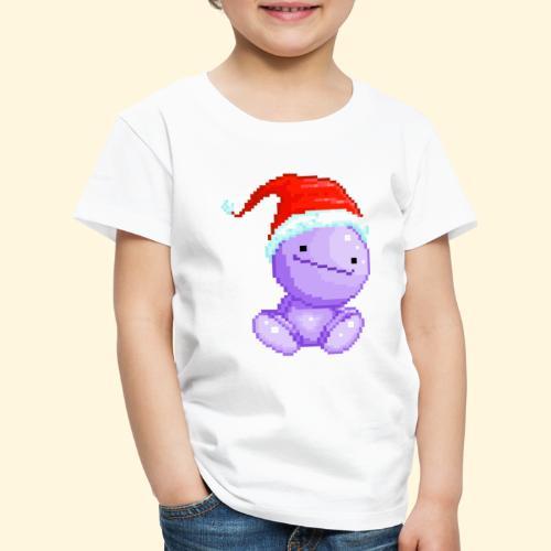 Nohohon de Noël - Bonnet du Père Noël - T-shirt Premium Enfant