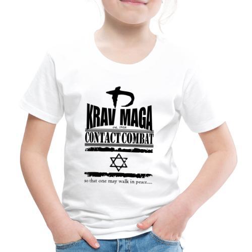 Krav Maga Est.1948 - Kids' Premium T-Shirt