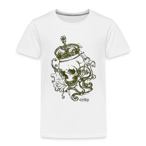 skull tattoo - Maglietta Premium per bambini