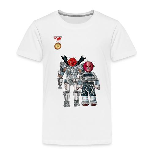 Trashcans - Kinder Premium T-Shirt