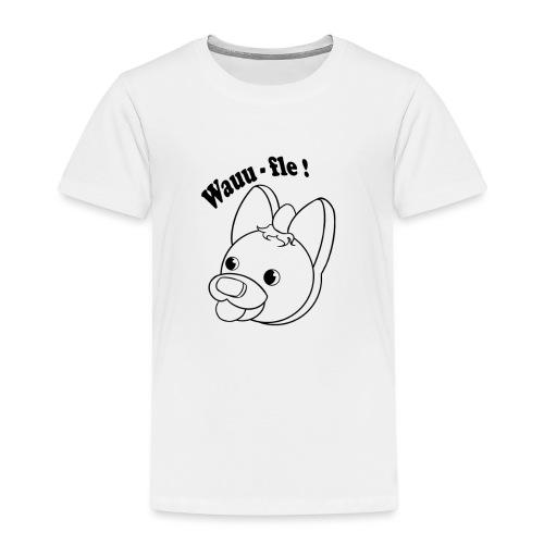 Wauu flu - Camiseta premium niño