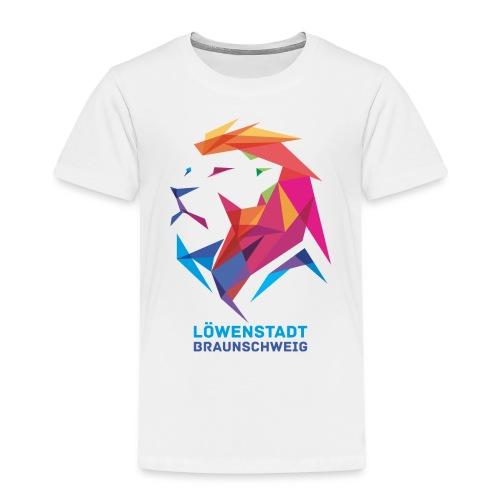 Löwenstadt Design 7 - Kinder Premium T-Shirt