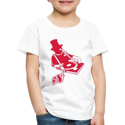 DJ Anno 1887 © forbiddenshirts.de - Kinder Premium T-Shirt