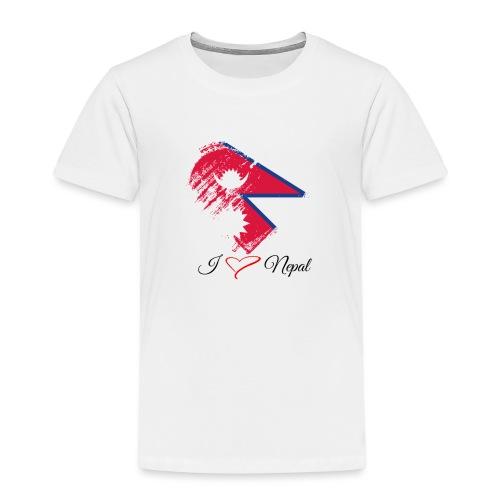 Nepali lovers - Kids' Premium T-Shirt