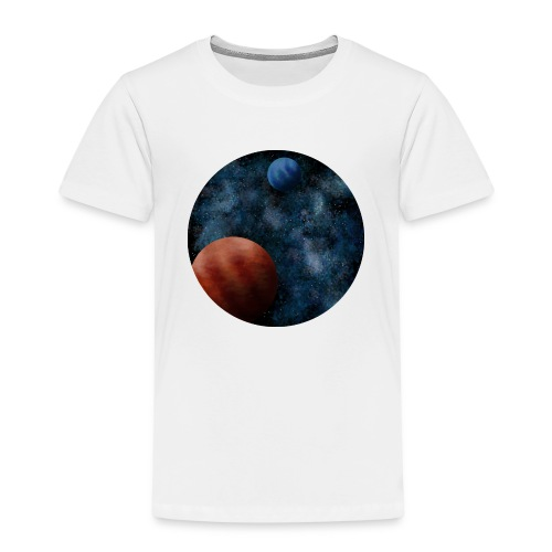 Space - Kinder Premium T-Shirt
