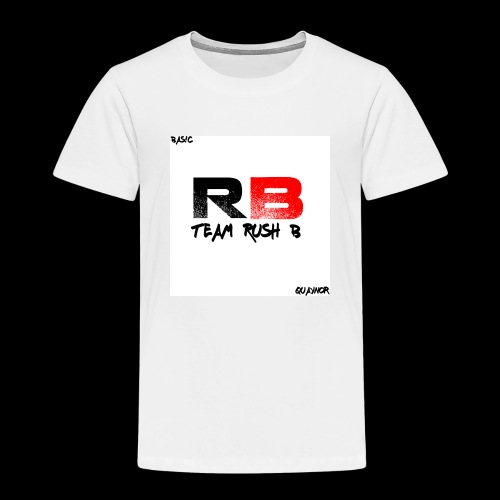 trb logo quaynor - Kids' Premium T-Shirt
