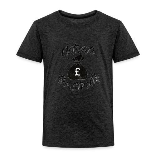 Motivate The Streets - Kids' Premium T-Shirt