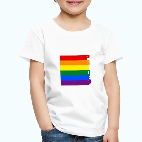 Rainbow flag - Kids' Premium T-Shirt