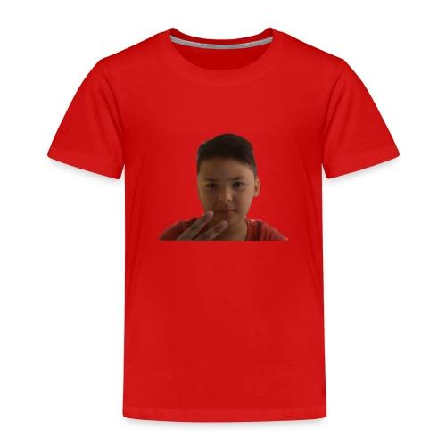 WIN 20170901 115015 burned 1 - Kinderen Premium T-shirt