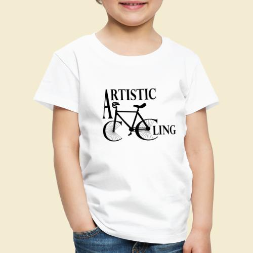 Kunstrad | Artistic Cycling - Kinder Premium T-Shirt