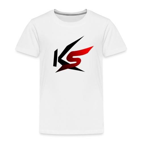 ks design by shizukosketch d660kre png - Premium T-skjorte for barn