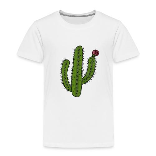 cactus - Kinder Premium T-Shirt