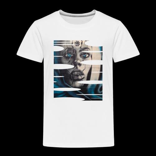 cyborg - Maglietta Premium per bambini