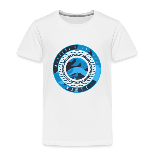 Masters of the seas - Camiseta premium niño