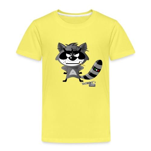 racconys gang al png - Kinder Premium T-Shirt