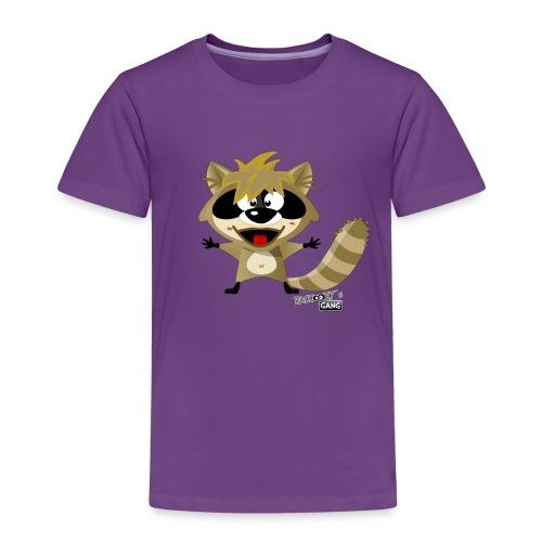 racconys gang sugar png - Kinder Premium T-Shirt