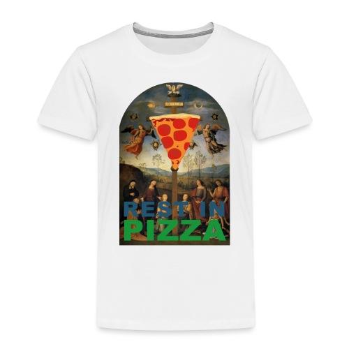 Rest In Pizza - T-shirt Premium Enfant
