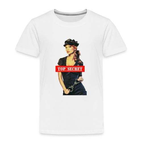 Woman Cop - Maglietta Premium per bambini